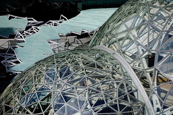 văn phòng của Amazon