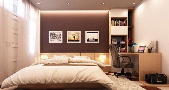 Trang trí nội thất phòng ngủ hợp phong thủy cho người tuổi Tý