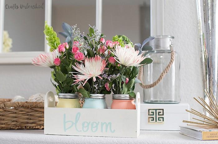 10 cách trang trí nhà với hoa tươi cực sáng tạo