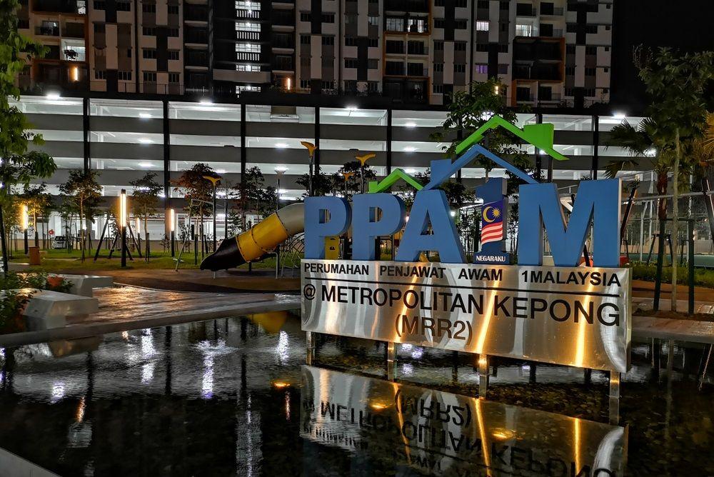 Malaysia khuyến khích phát triển nhà ở giá rẻ