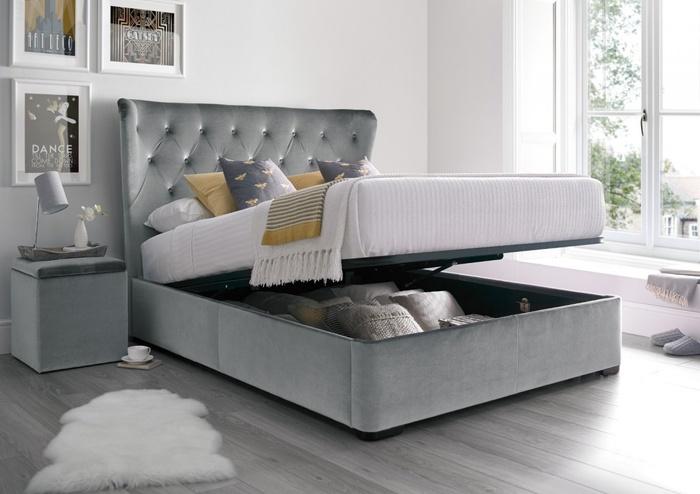 giường ngủ đa năng tiện dụng cho phòng ngủ nhỏ