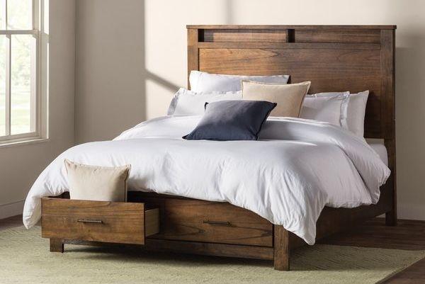 ngăn kéo dưới gầm giường