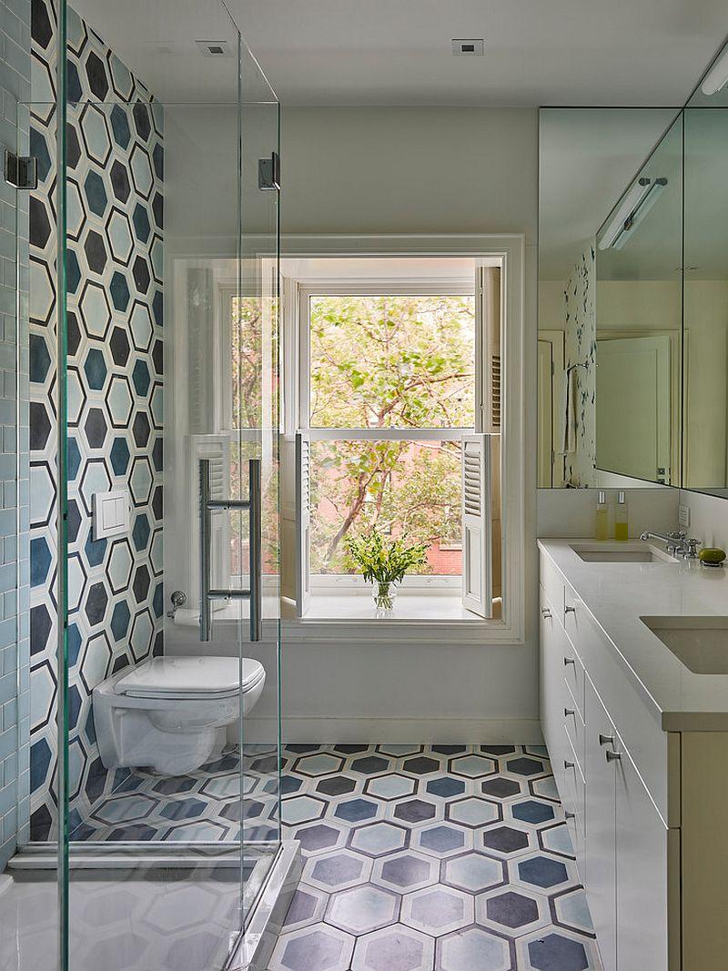 Ý tưởng thiết kế nội thất phòng tắm đẹp, sang trọng