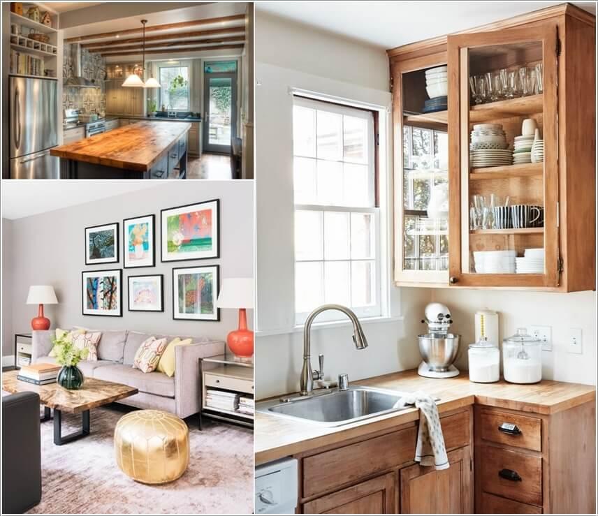Gỗ tự nhiên tiếp tục là vật liệu phổ biến trong thiết kế nội thất năm 2019