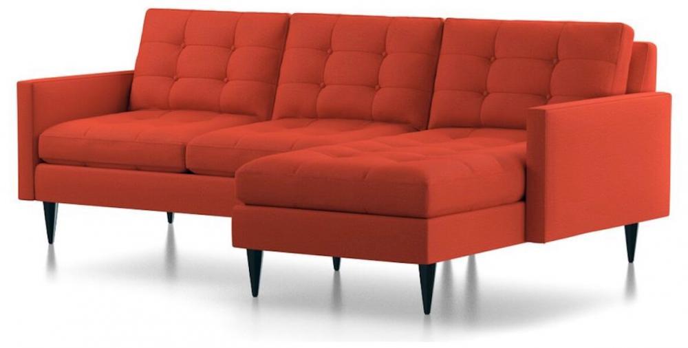 sofa cam đỏ