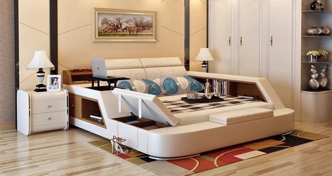 Mẫu giường đa năng của Trung Quốc