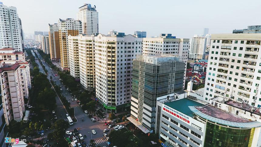 Hà Nội kiến nghị Quốc hội giám sát chung cư cao tầng.