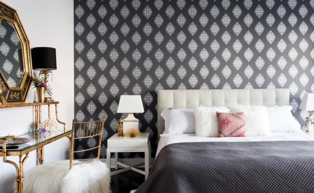 Sử dụng chất liệu dệt may trong thiết kế nội thất