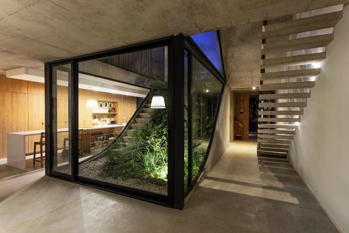 thiết kế vườn độc đáo