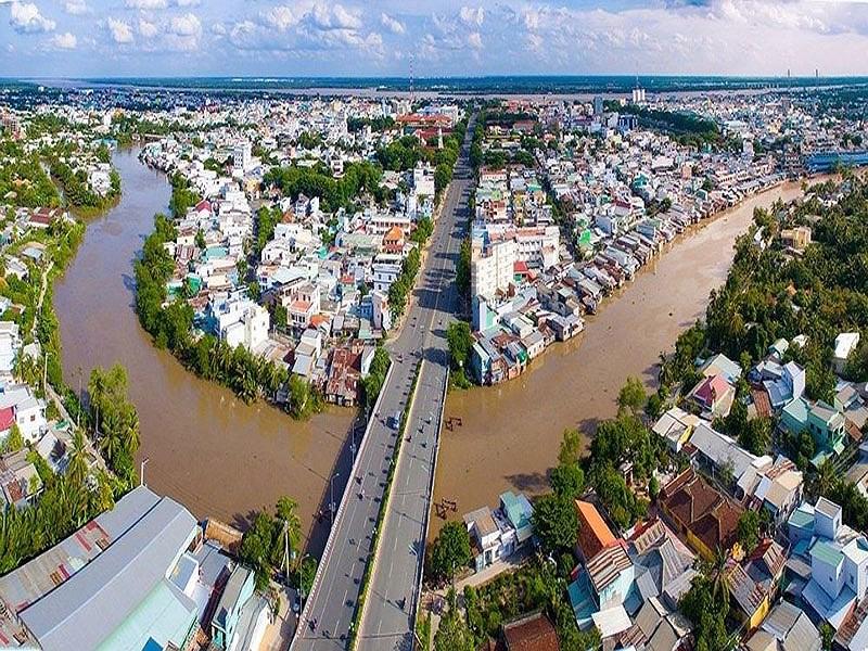diện tích tối thiểu được tách thửa ở Tiền Giang