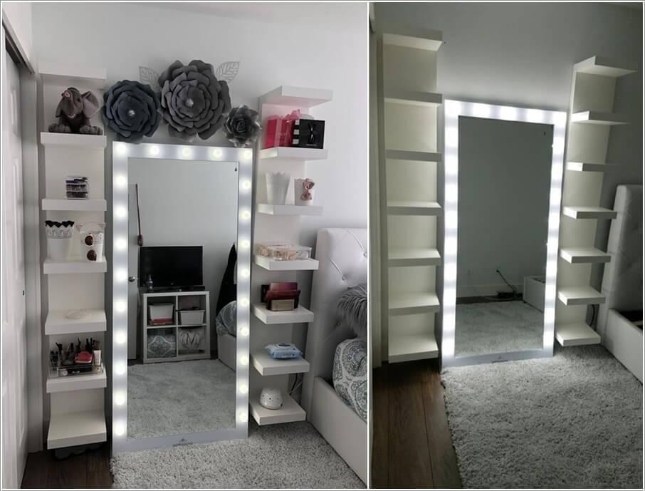 10 ý tưởng lưu trữ thông minh trong phòng ngủ nhỏ