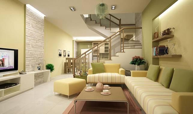 Muốn tường nhà luôn bền màu, hãy áp dụng những bí quyết đơn giản sau