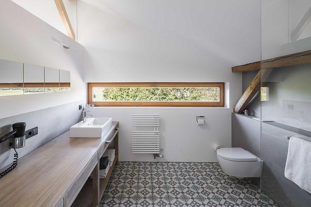 phòng tắm phong cách đương đại đẹp