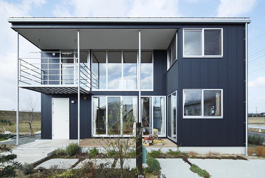Nhà gỗ 2 tầng có khả năng kiểm soát tốt nhiệt độ theo mùa