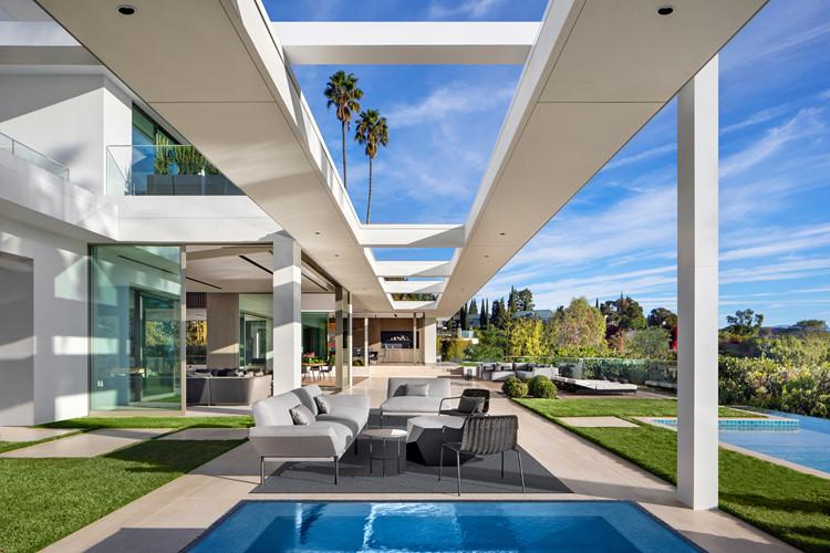 ngôi nhà đẹp sang trọng như resort