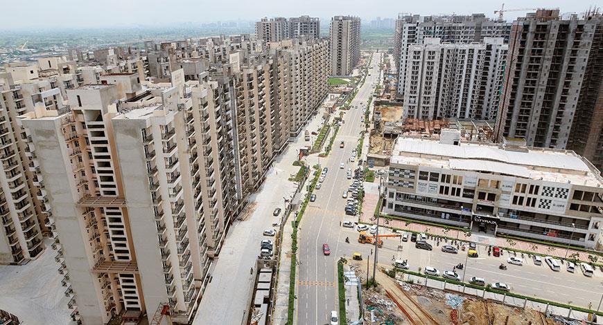 Ấn Độ ban hành mức thuế suất mới để phát triển nhà giá rẻ