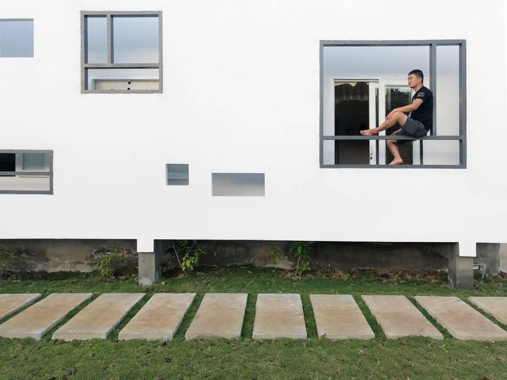 cửa sổ kính độc đáo