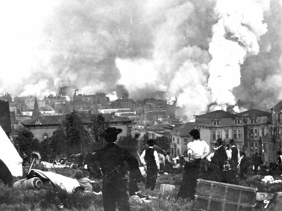 trận động đất 1906