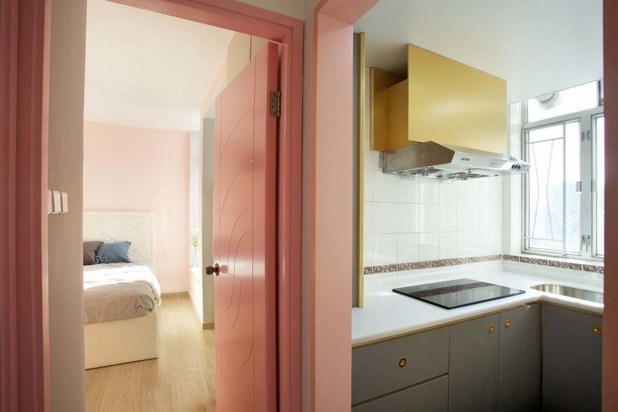 thiết kế căn hộ nhỏ