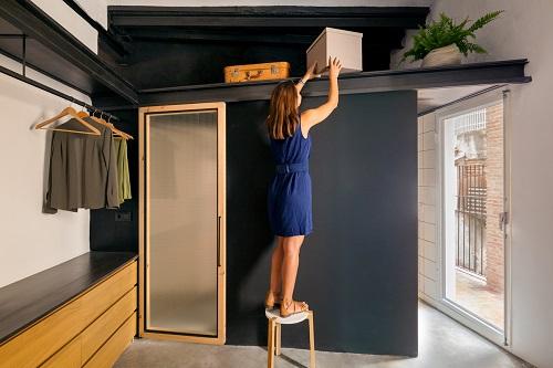 Kiến trúc sư gợi ý giải pháp lưu trữ thông minh cho nhà nhỏ