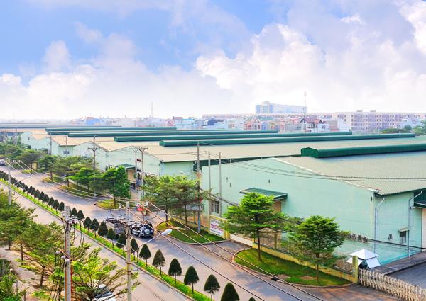 Điều chỉnh quy hoạch Khu công nghiệp Hố Nai ở Đồng Nai