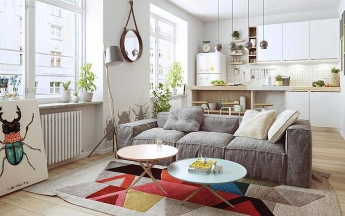 Ứng dụng nội thất Bắc Âu trong thiết kế nhà ở
