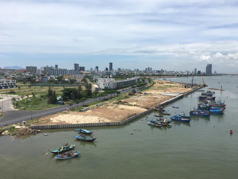 Tạm dừng triển khai dự án Bất động sản và Bến du thuyền Đà Nẵng