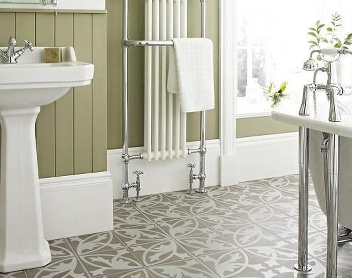 thiết kế ánh sáng cho phòng tắm