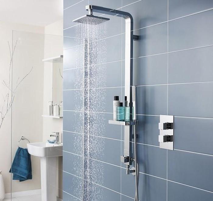 vật liệu thiết kế phòng tắm