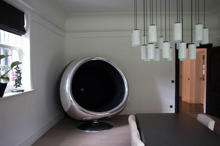 ghế tựa mô phỏng động cơ máy bay