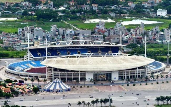 Thanh tra toàn diện việc sử dụng đất tại Khu Liên hợp thể thao Quốc gia
