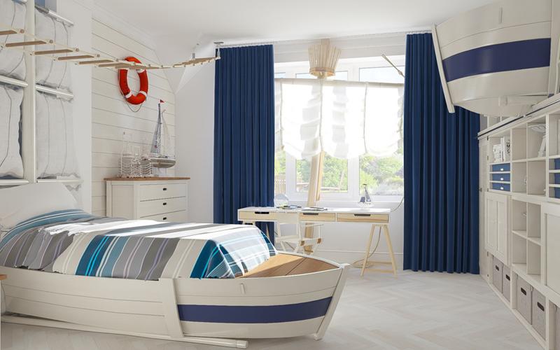mẫu thiết kế phòng ngủ cho trẻ