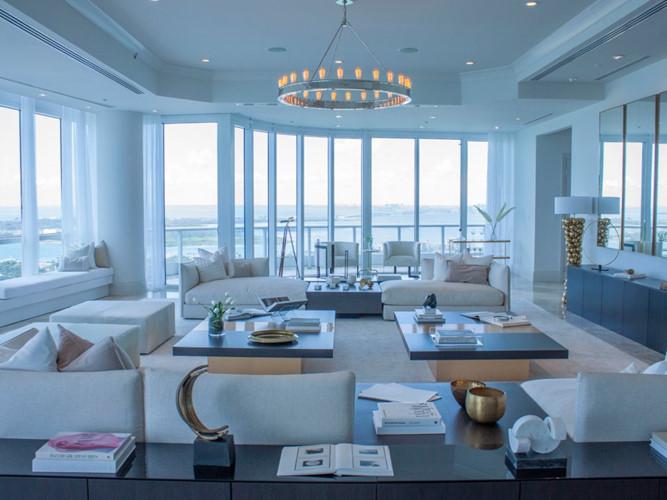 Căn hộ penthouse 3 tầng giá 48 triệu USD có gì đặc biệt?