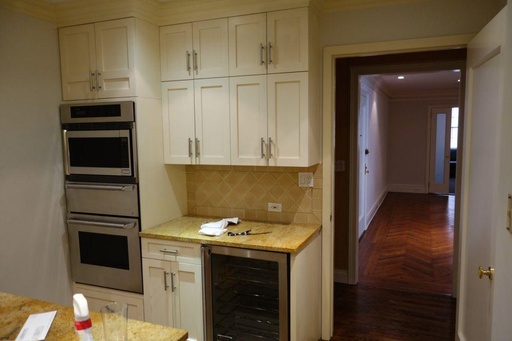phòng bếp cũ