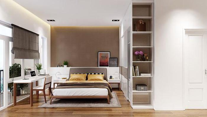 phòng ngủ thoáng đẹp