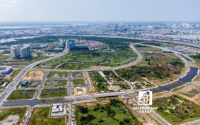 TP.HCM kêu gọi nhà đầu tư xây Trung tâm tài chính 5.000 tỷ đồng ở Thủ Thiêm