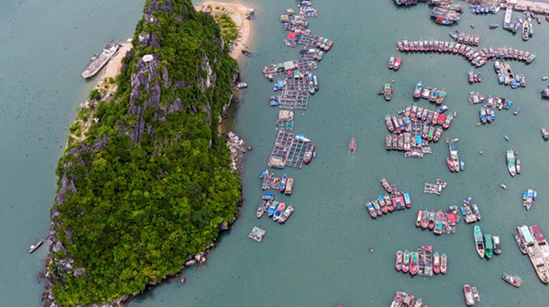 Sẽ mở rộng Khu đô thị ven biển Cái Rồng tại Quảng Ninh