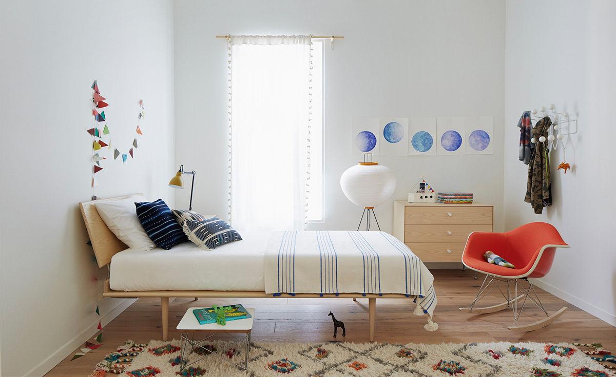 Những mẫu giường ngủ khiến bạn chỉ muốn