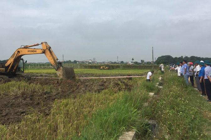 Vĩnh Phúc thu hồi 2 dự án khu công nghiệp