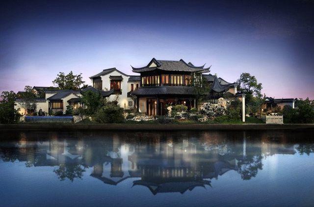 biệt thự của Jack Ma