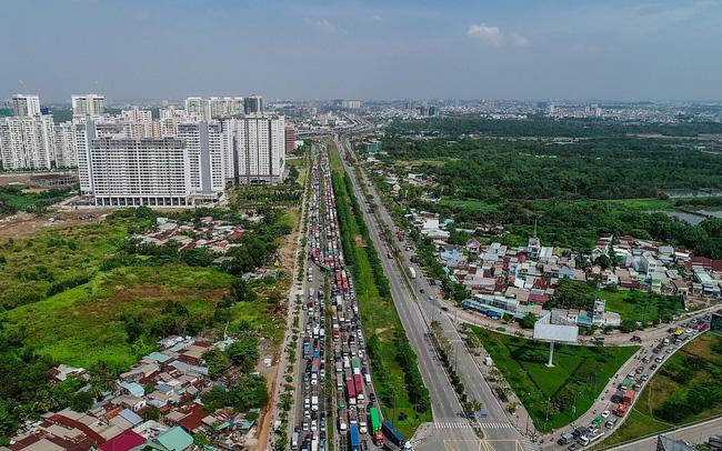 cao tốc Biên Hòa - Vũng Tàu là 77,6km