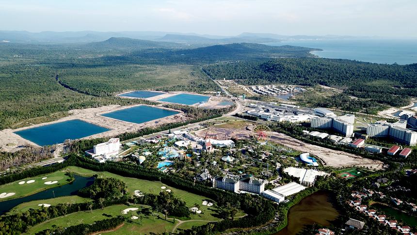 dừng quy hoach lập đặc khu kinh tế Phú Quốc