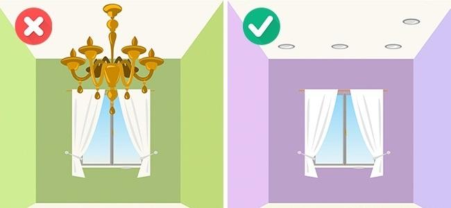 Mẹo dễ ợt giúp nhà chật thoáng đẹp hơn