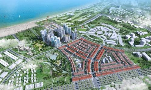 bất động sản mặt tiền biển