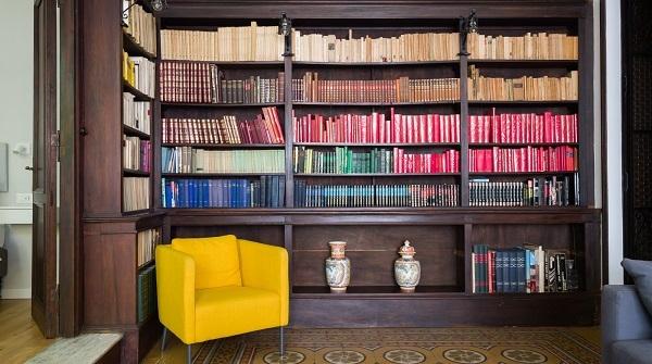 thư viện mini đẹp