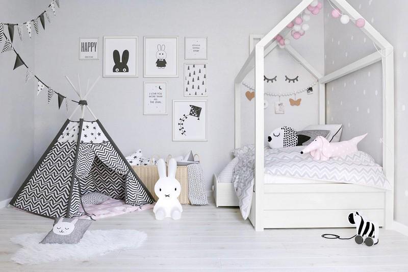 phòng chơi cho bé