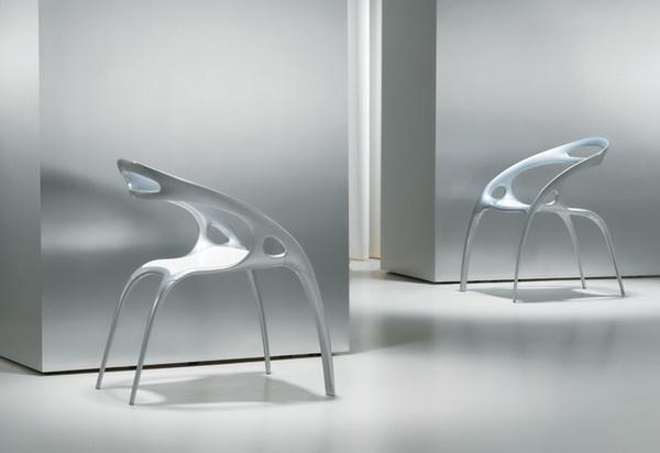 Go Chair phong cách organic
