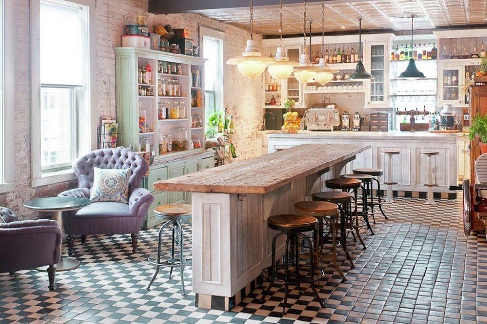 Mẫu phòng bếp cổ điển mê hoặc