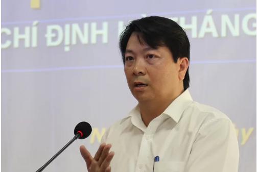 Phó Giám đốc Sở xây dựng tỉnh Nghệ An