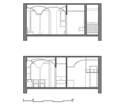 cải tạo căn hộ 63m2